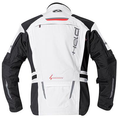 Espalda chaqueta Held Carese II