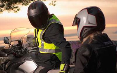 Helite, airbags para motociclistas