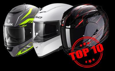 Top cascos Integrales más vendidos