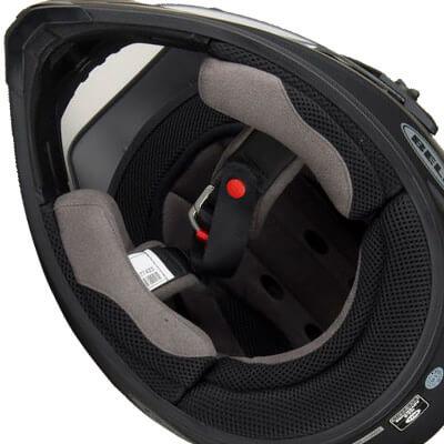 Interior casco Bell Adventure MX-9